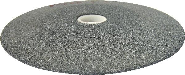Lapos tányér alakú, homorú élező köszörűkorong